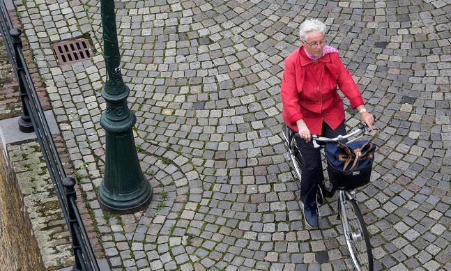 Niciodată nu este prea târziu să înveți să mergi pe bicicletă
