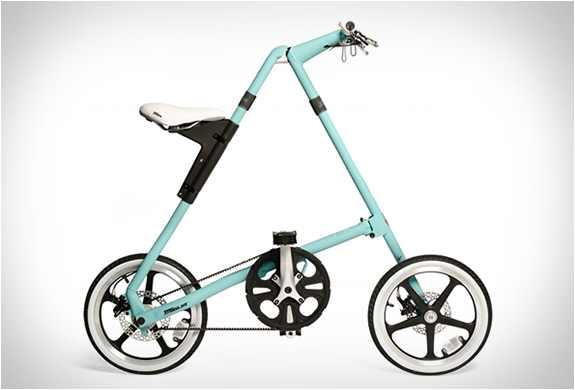 Tipuri de biciclete pliabile