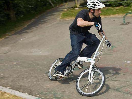 Tipuri de strângere ale unei biciclete pliabile