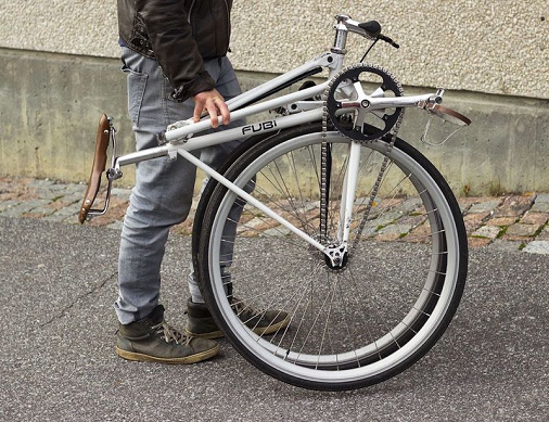 Biciclete pliabile full size