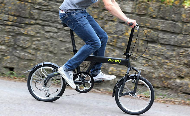 Cum ai ajuns să deții o bicicletă pliabilă