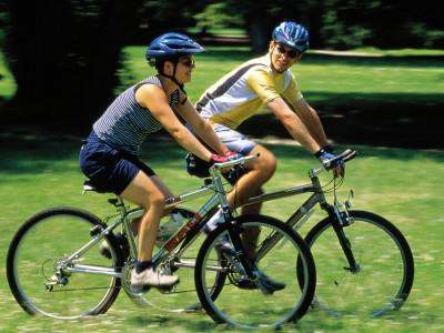 Avantajele mersului pe bicicletă