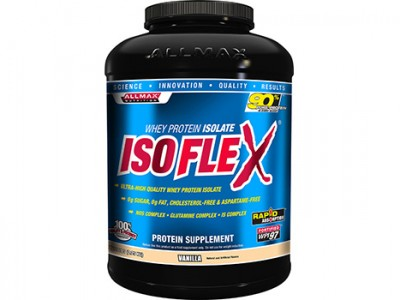 Review AllMax Nutrition - IsoFlex