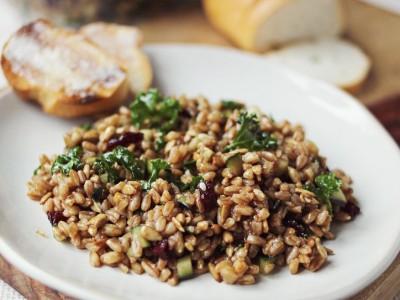 Rețetă sănătoasă: Salata Farro