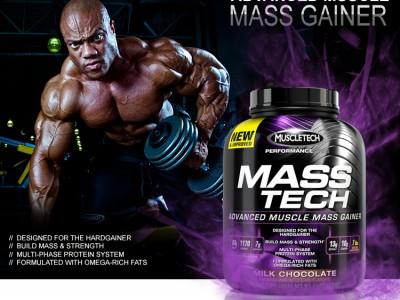 11 suplimente pentru masă musculară