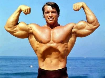 Secretul brațelor lui Arnold Schwarzenegger