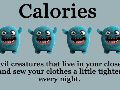 Totul despre calorii