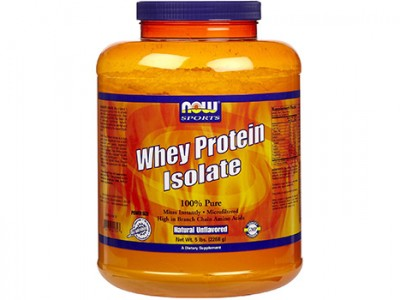 Review Now Foods - Whey Protein Isolate