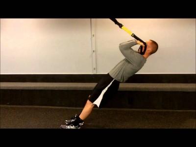 Flexii biceps la TRX