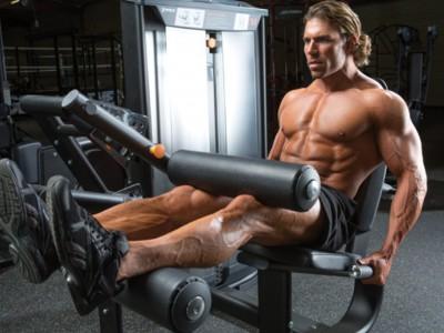Flexii picioare din șezut