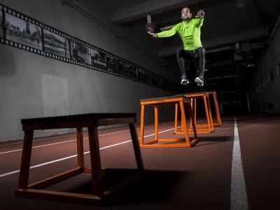 Cele mai bune 8 exerciții pliometrice