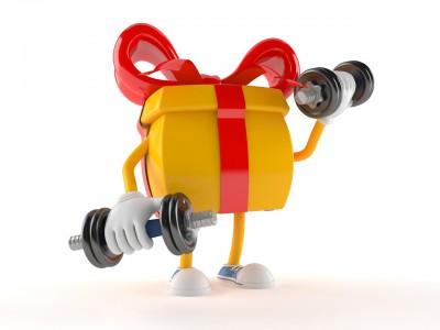 5 idei de cadouri pentru persoanele fit din viaţa ta