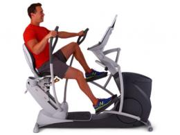 Exerciții pe bicicletele eliptice care țintesc ritmul cardiac personal