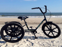 Triciclete adulți - o variantă pentru cei care nu știu să meargă pe două roți
