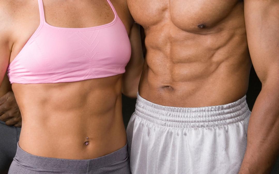 10 minute de antrenament intens pentru abdomen