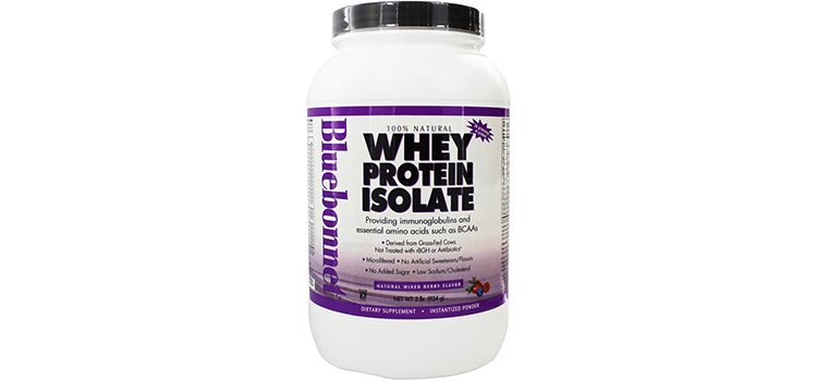 Top 3 proteine organice din zer