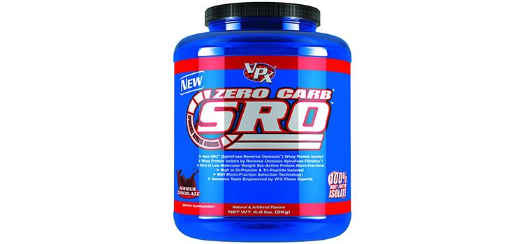 Review VPX - SRO Zero Carb