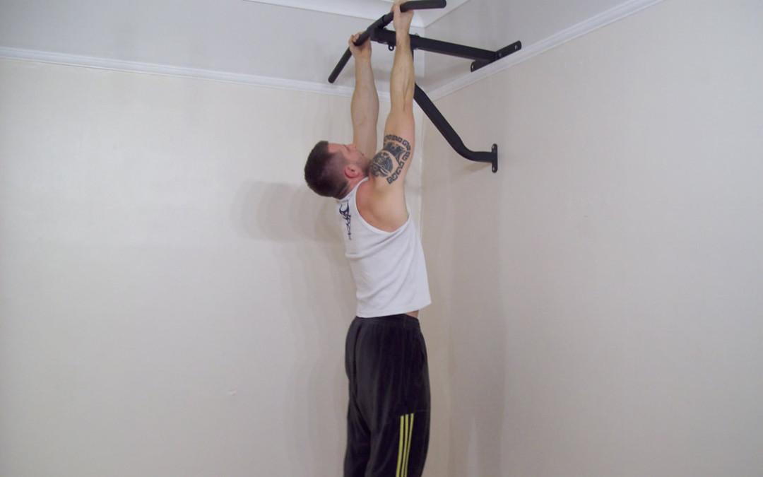 Tracțiuni la bară pentru biceps