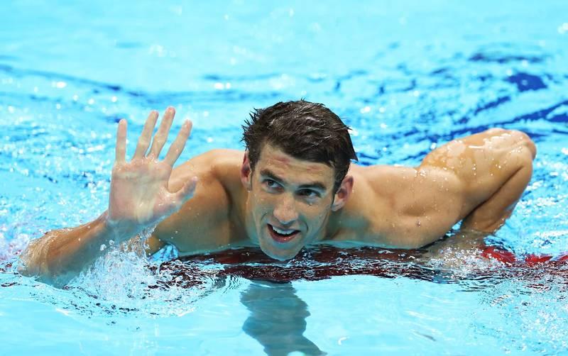 Michael Phelps – unul din cei mai mari sportivi ai lumii