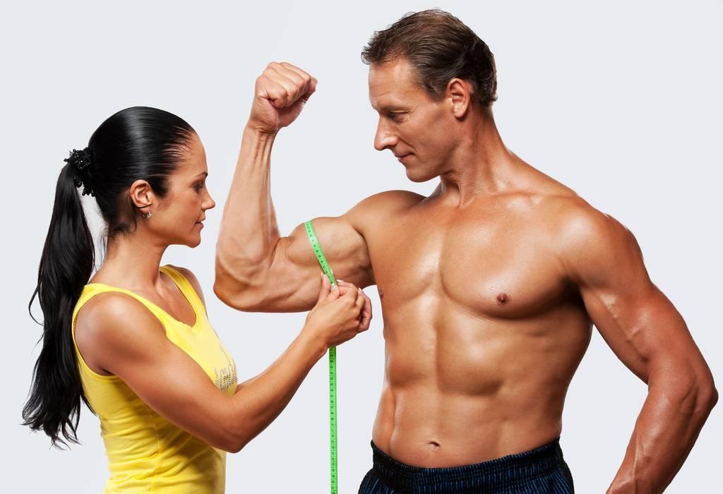 În cât timp scade masa musculară?