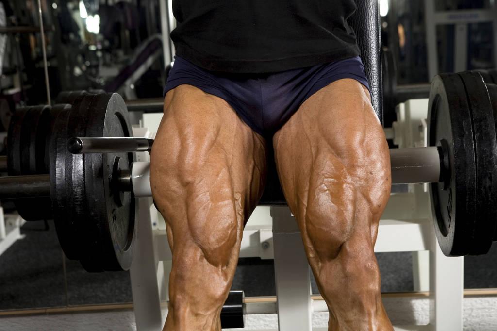 6 exerciții pentru picioare masive