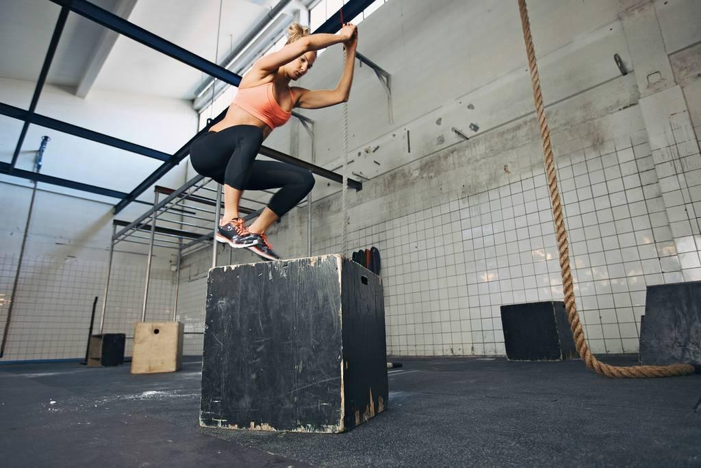 Cele mai bune 8 exercitii pliometrice