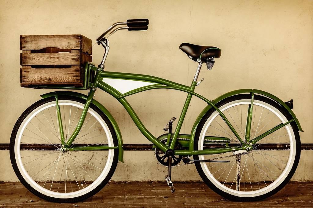 Cele mai comune tipuri de biciclete - cruiser