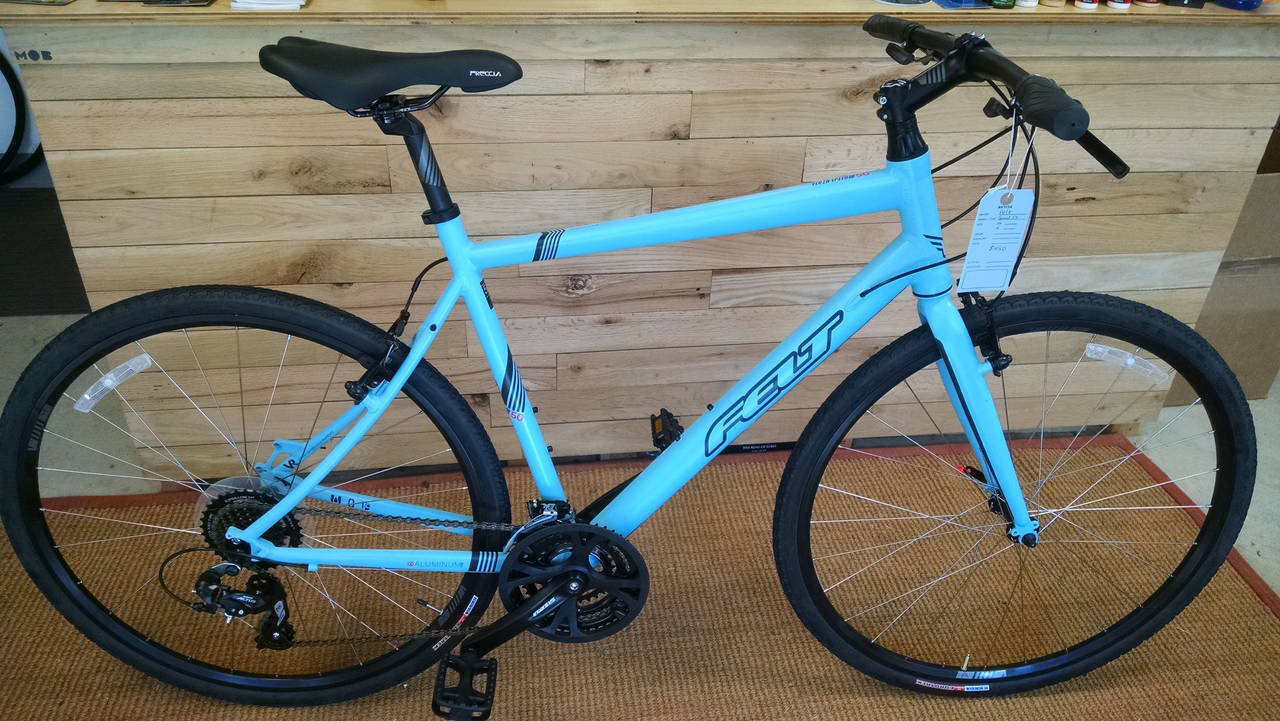 Cele mai comune tipuri de biciclete - hibride