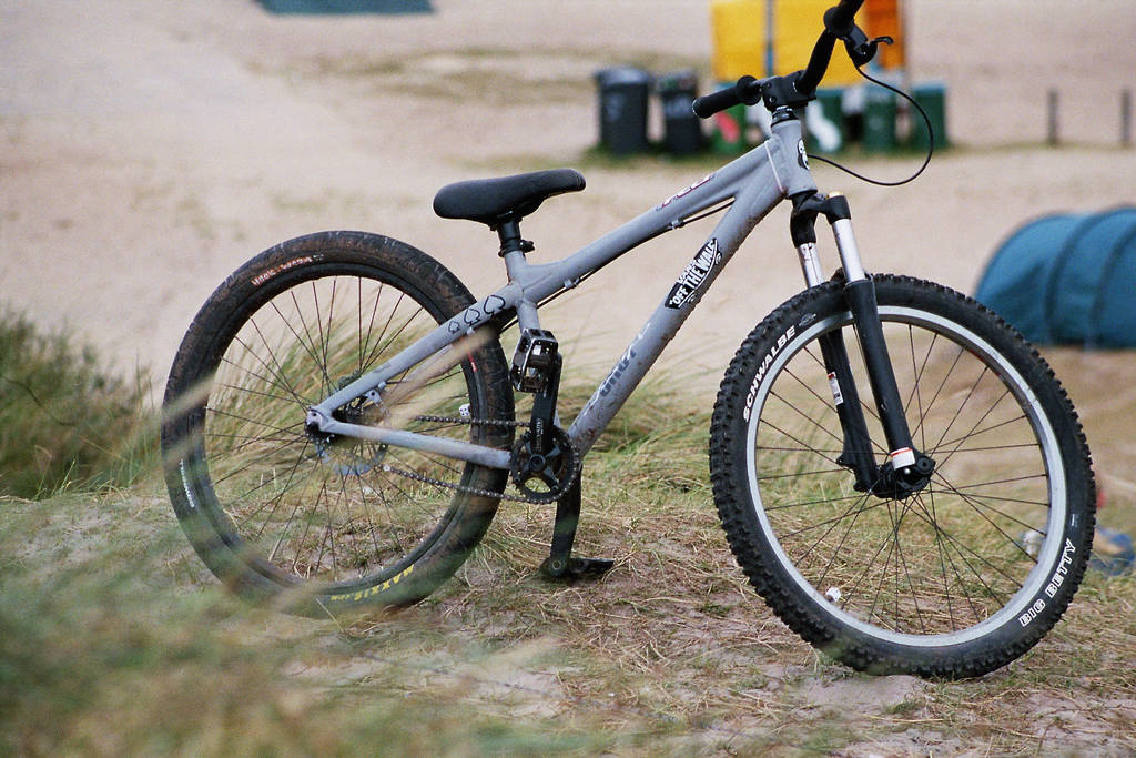 Cele mai comune tipuri de biciclete - MTB