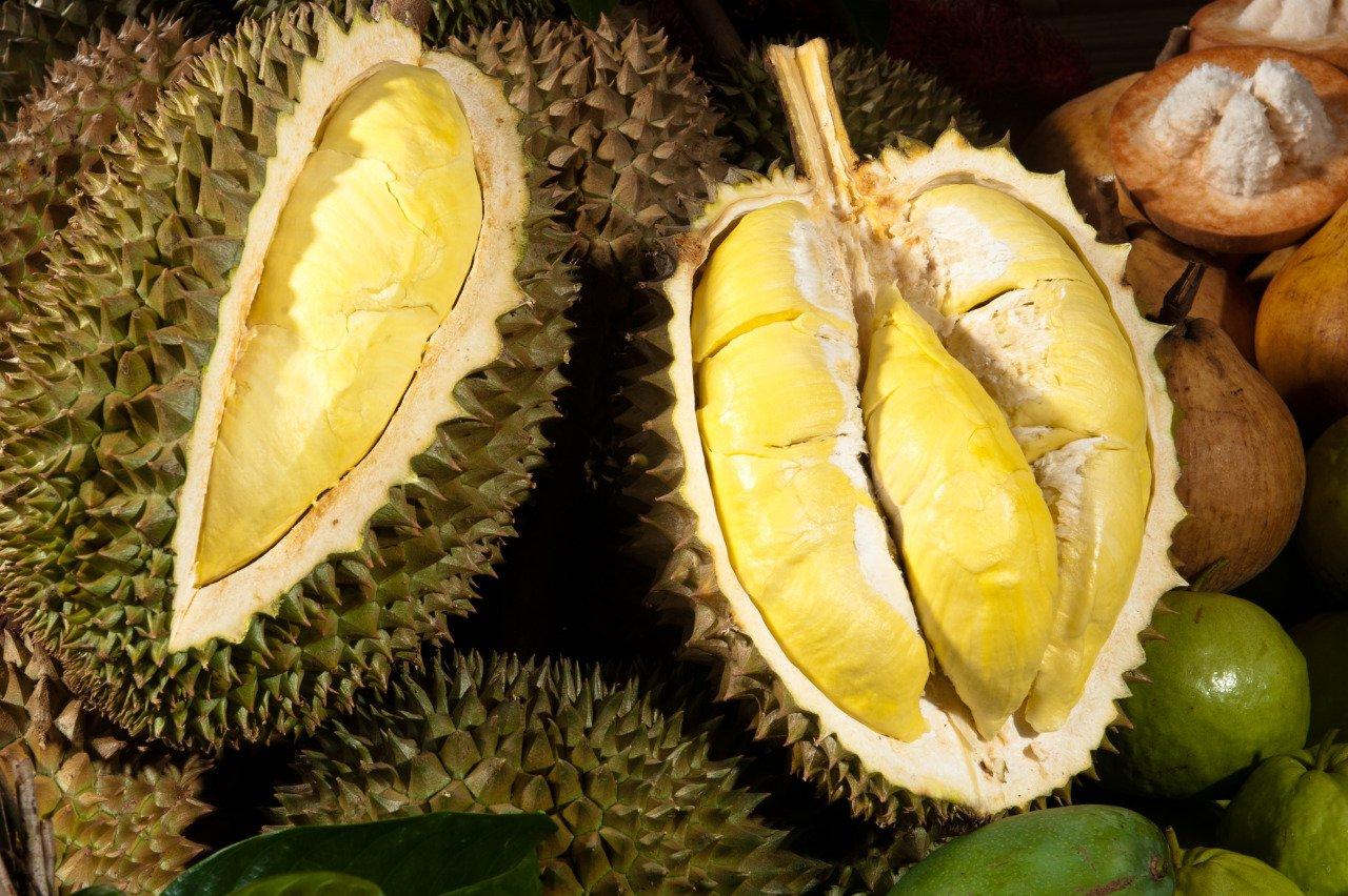 10 alimente exotice care îți îmbunătățesc starea de sănătate - durian